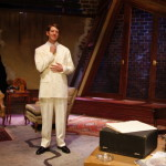"""Scenes from UMKC production of """"Five By Tenn"""""""