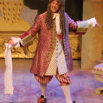 """Scenes from UMKC production of """"The Country Wife"""""""
